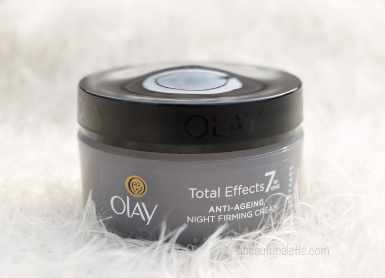 Olay 7 in 1 Anti-Ageing Night Moisturizer