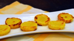 Lemon Chess Tartlets
