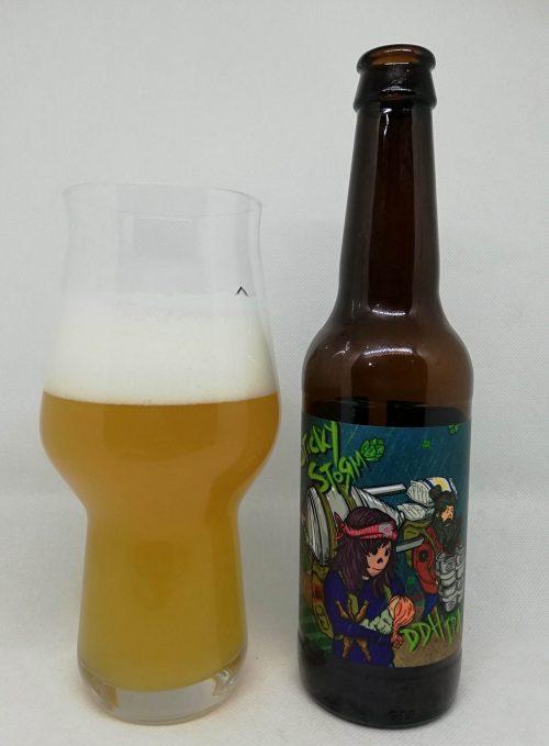 cerveza artesana no nation sticky storm
