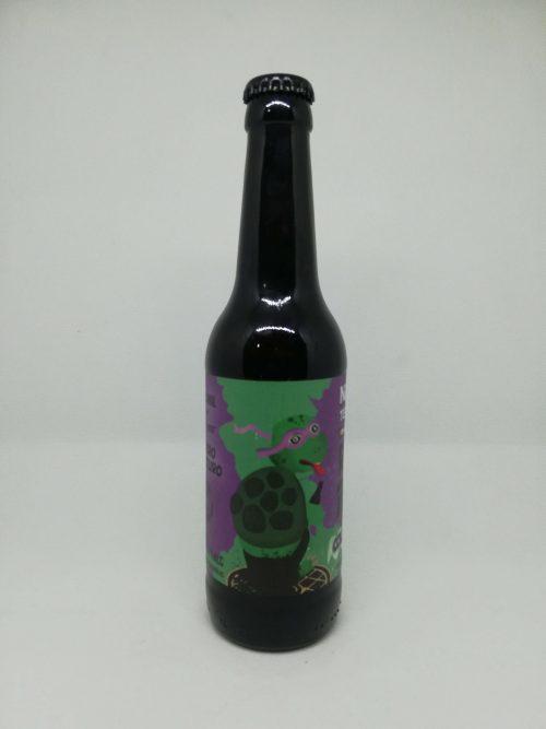 cerveza artesana speranto columbus ninja testudo