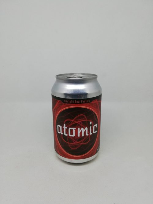 cerveza artesanal castello beer factory atomic
