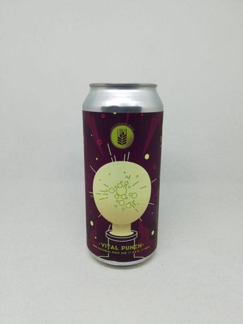 vital punch cerveza artesanal espiga