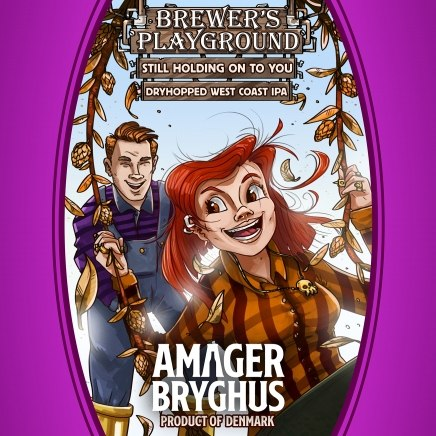 Amager Brewers Playgrond Still Holding On To You