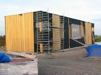 Ark in Heeg | Abe Hengst Spackspuit- en afwerkingsbedrijf