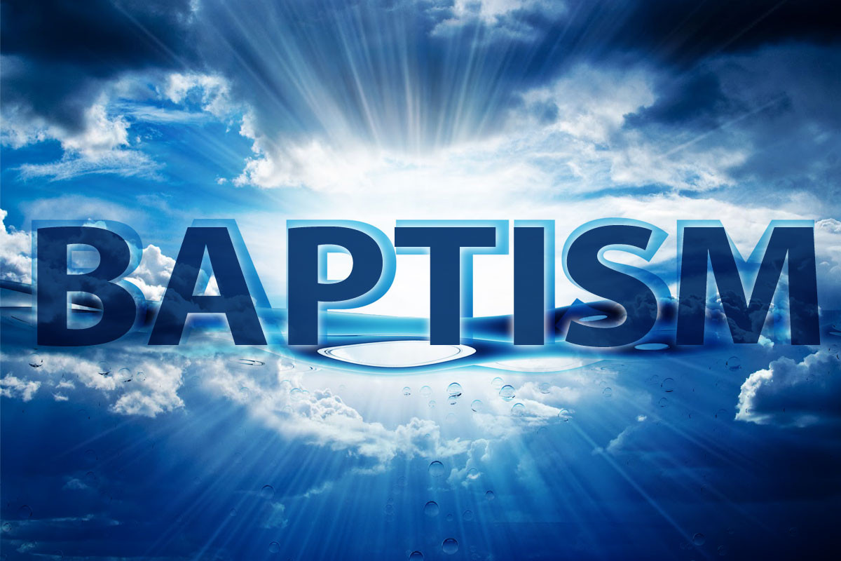 The Seven Types Of Baptisms Mentioned In The Bible