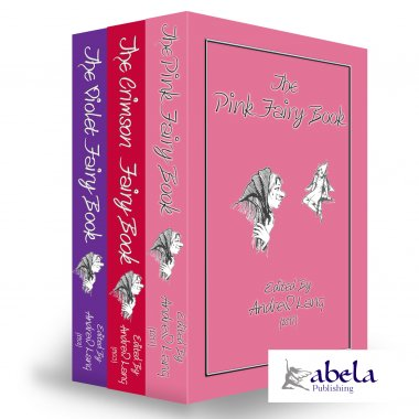 Andrew Lang's Coloured Fairy Tales 3 Book Set