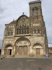 Vezelay, Ste Marie Magdelene, hoog romaanse bouwkunst