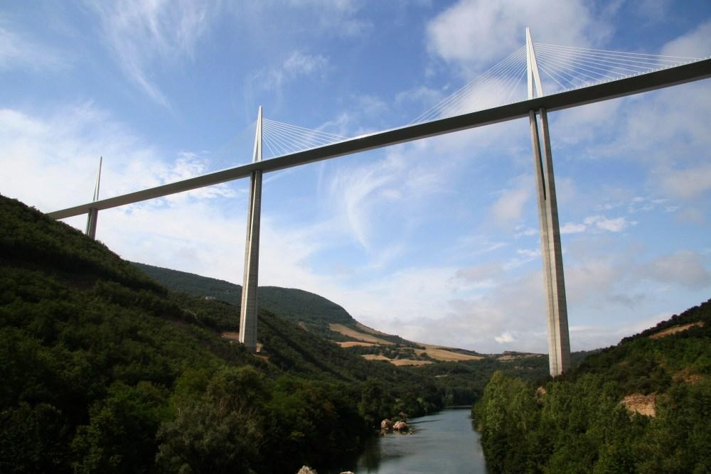 Viaducto de Millau, un proyecto de Norman Foster (5/6)