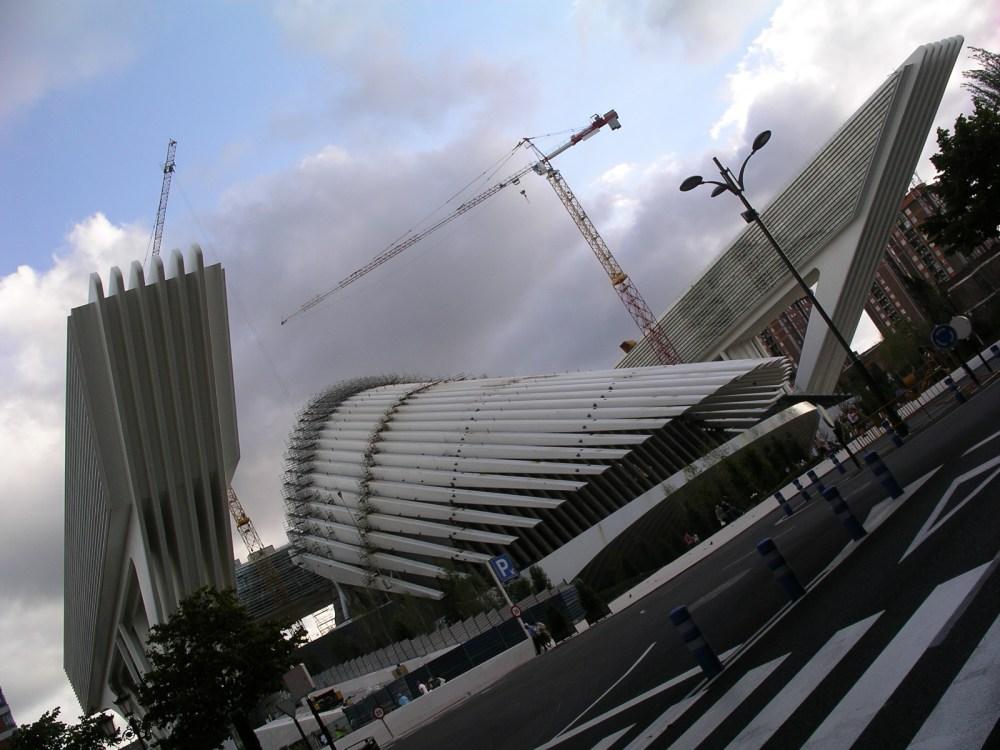 Santiago Calatrava en Oviedo (5/6)