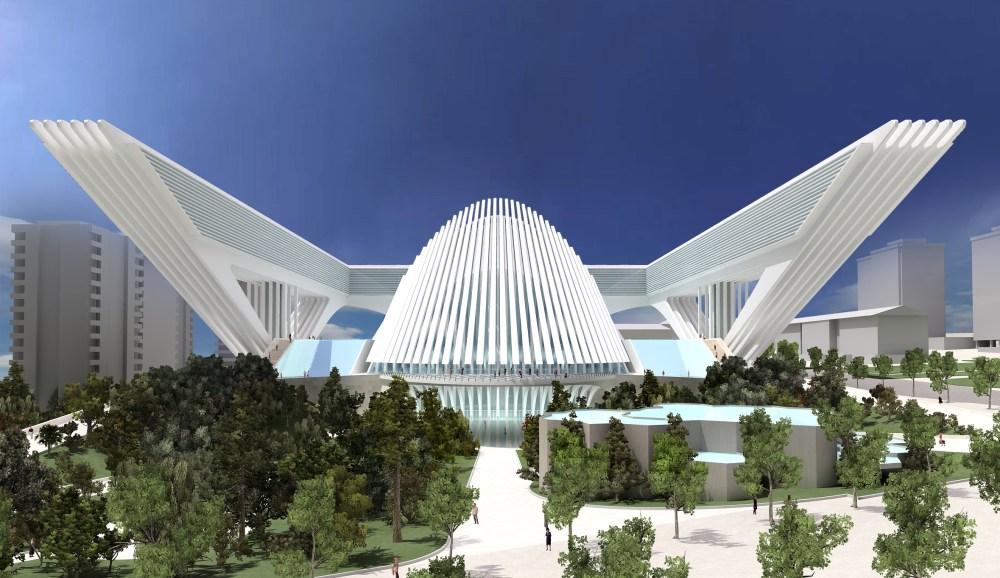 Santiago Calatrava en Oviedo (1/6)