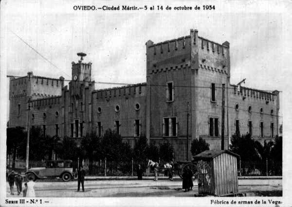 La Soledad de Asturias en la Revolución de Octubre de 1934 (2/6)