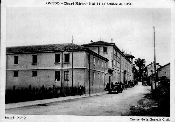 La Soledad de Asturias en la Revolución de Octubre de 1934 (5/6)