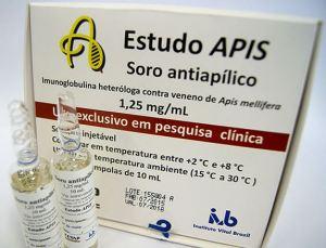 soro antiapilico Unesp