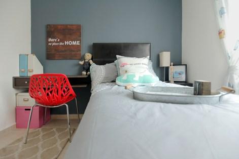 Habitación Dentro del Modelo de Casa Borsari de Residencial Verona Tijuana, JMS Propiedades con Crédito INFONAVIT, INFONAVIT Tradicional, INFONAVIT TOTAL, COFINAVIT, FOVISSSTE y Más