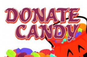 """""""Candy for the Troops"""" – Ambassadors Candy Drive"""