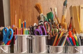 While You're Out, Can You Pick Up Some Art Supplies?