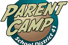 Next Thursday is Parent Camp – October 4th at Churchill