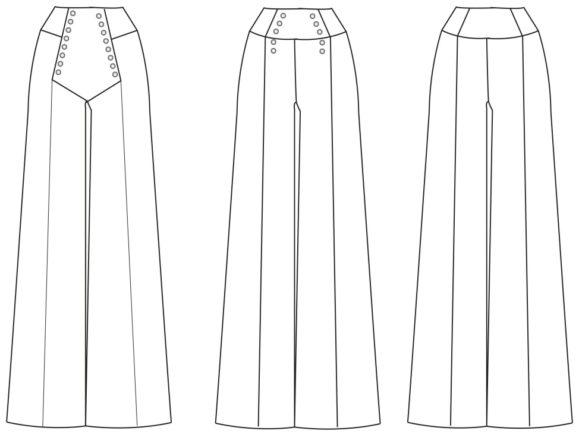 Resultado de imagen para pants pattern