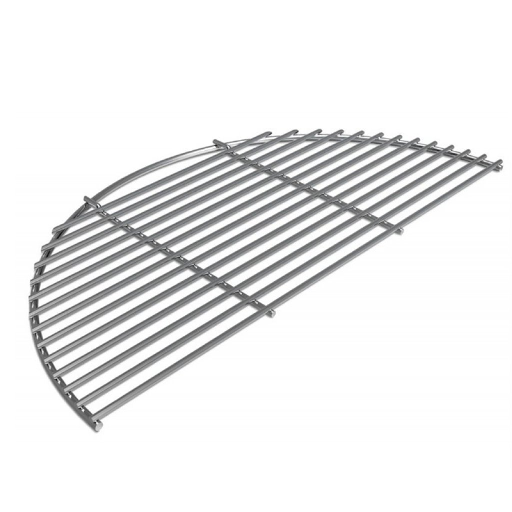Big Green Egg Stainless Steel Half Grid For Large Eggspander System