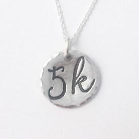5k necklace