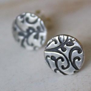 handmade in utah earrings