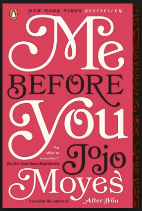 Recommendation: Me Before You