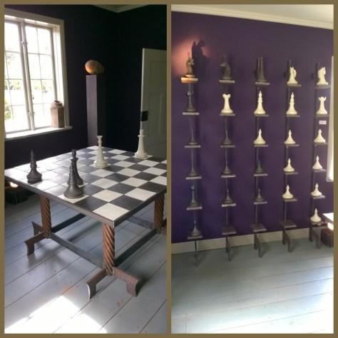 Det imponerende skakspil!