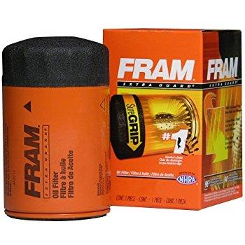 Fram Oil Filter A228