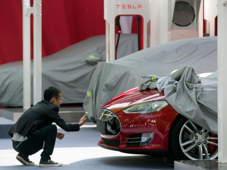 Tesla is unveiling its Model 3 this year and aims to begin production by 2017.