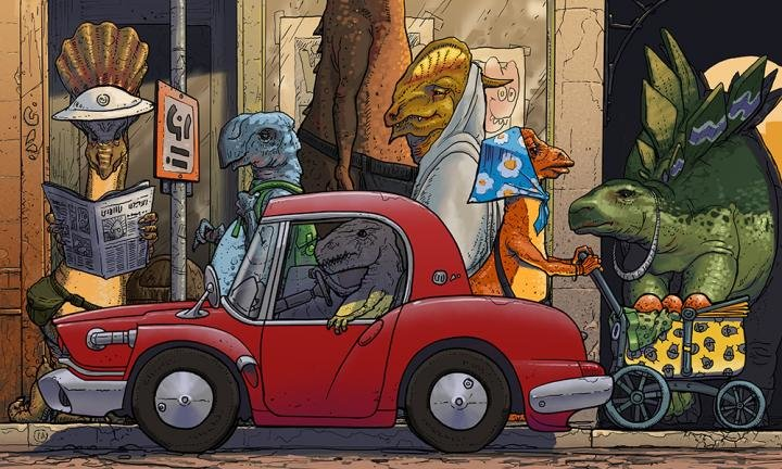 Credit University of Rochester illustration Michael Osadciw