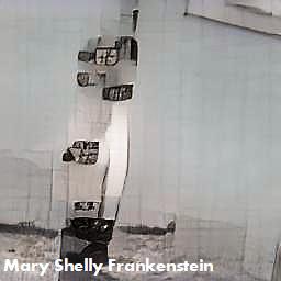 Mary Shelly Frankenstein