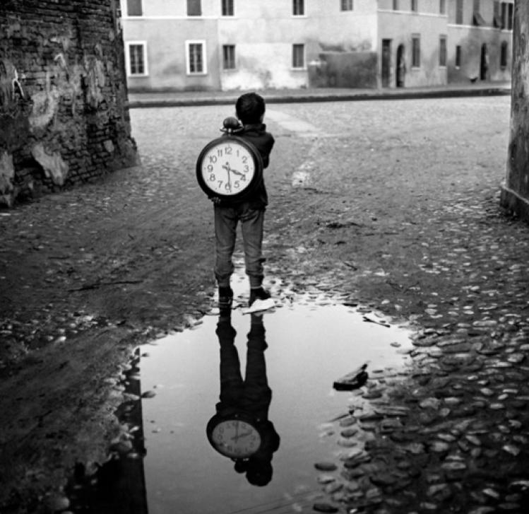 Piergiorgio Branzi, Comacchio, 1956