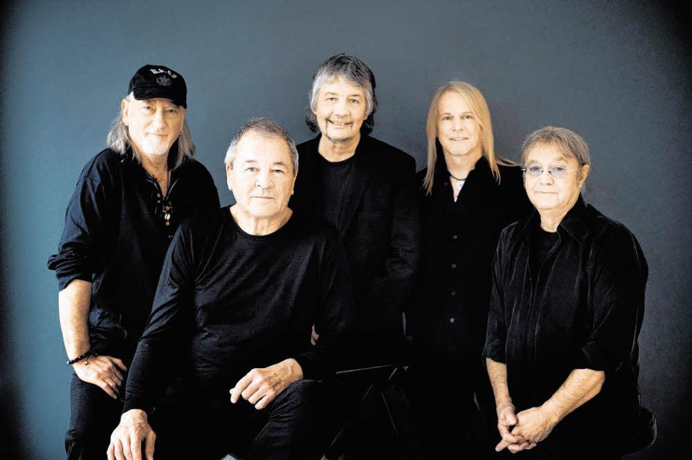 Deep Purple – eine Rocklegende setzt zum Endspurt an