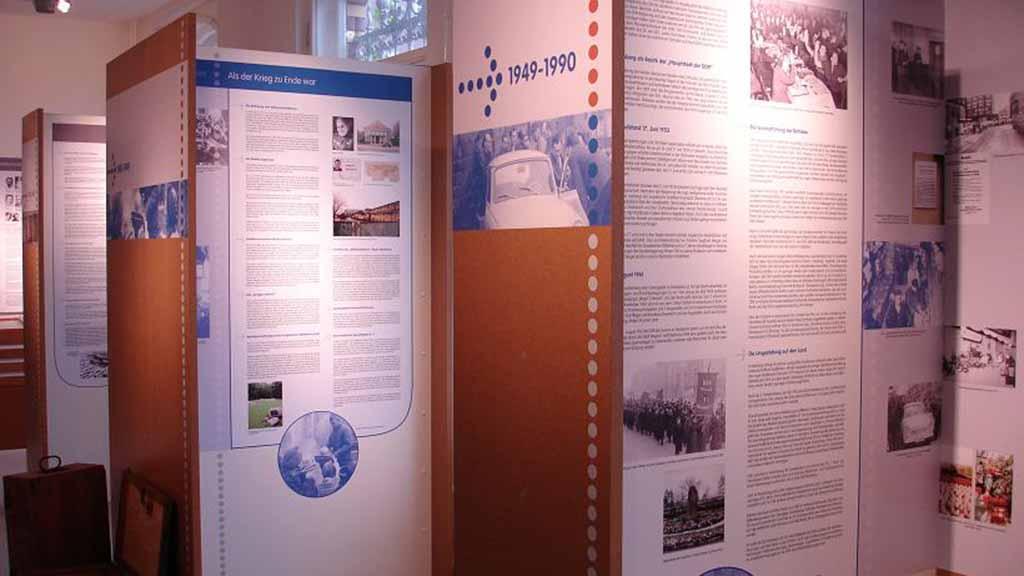 Dauerausstellung im Museum Stadthaus
