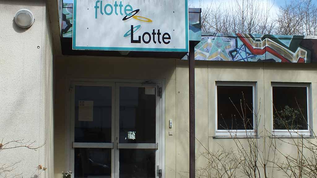 Flotte Lotte im Märkischen Viertel