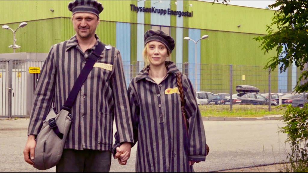 """Szene aus """"Hotel Auschwitz"""""""