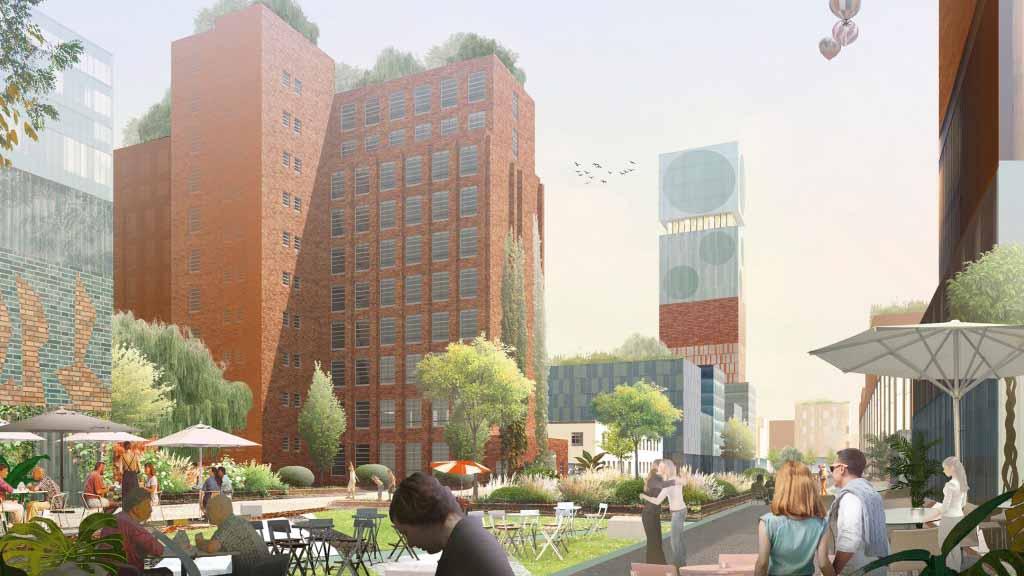 Berliner Siemensstadt: Der neue Kiez sucht einen Namen