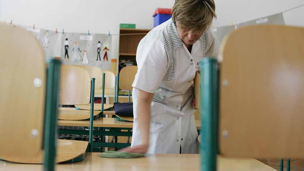 Berlin-Neukölln: Bürgerbegehren für saubere Schulen verabschiedet
