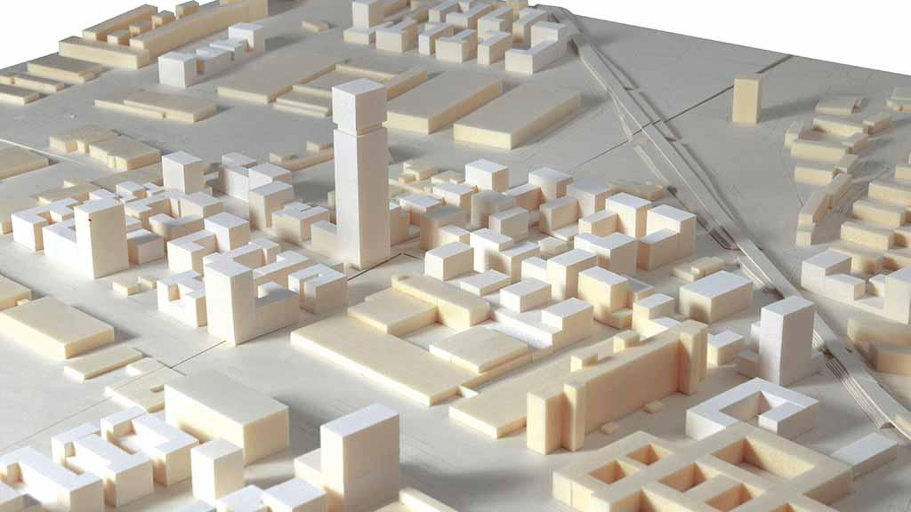 Berlin-Spandau: Wettbewerbsentwürfe für Siemensstadt 2.0 auf einen Blick