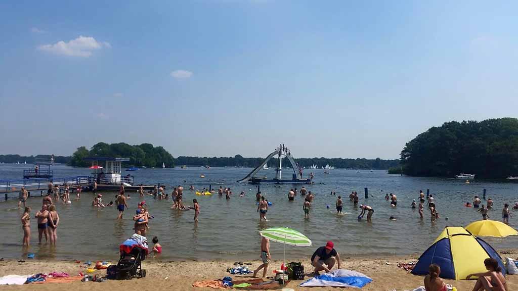 Berlin-Tegel: Neuer Betreiber für Strandbad in Sicht