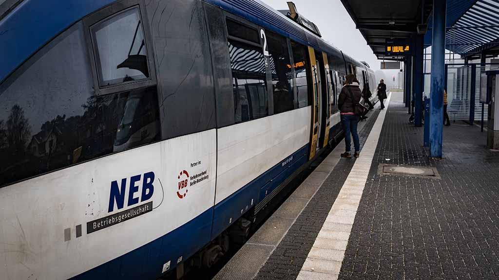 Heidekrautbahn im Berliner Norden: Betreiber hält an Zeitplan fest