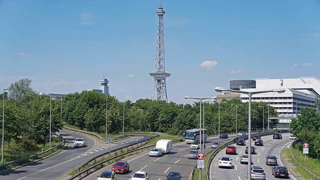 Autobahndreieck Funkturm