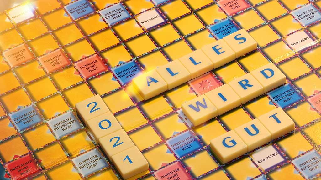 Scrabble machts vor