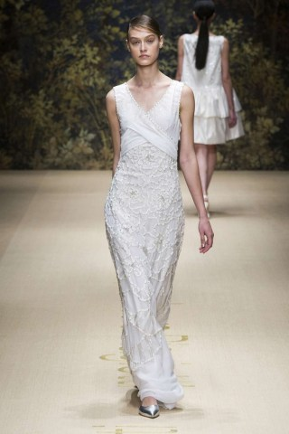 Hochzeitskleid Laura Biagotti SS 2014
