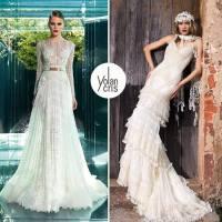 Vintage Brautkleider aus Barcelona - YolanCris