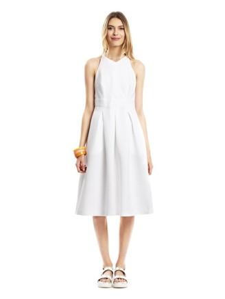 Weiße Kleider Tara Jarmon