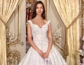 Hochzeitskleid weiß, Demetrios