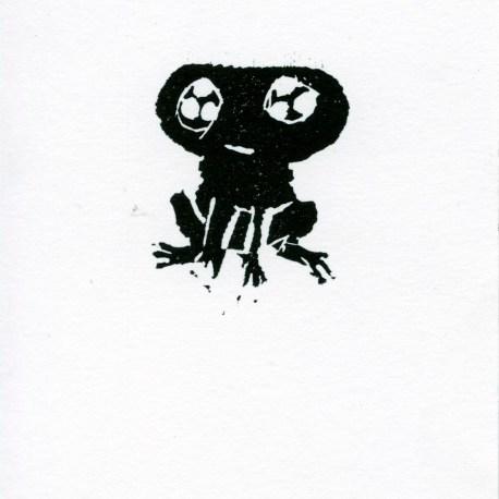 Jeanne grenouille