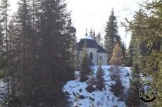 Kapelle beim Obernberger See