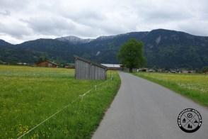 Weg zur Loisach